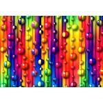 Puzzle  Grafika-Kids-01096 Bulles Multicolores