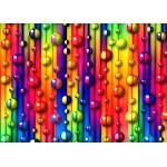 Puzzle  Grafika-Kids-01098 Bulles Multicolores