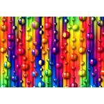 Puzzle  Grafika-Kids-01099 Pièces XXL - Bulles Multicolores