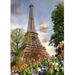 Puzzle  Grafika-Kids-01113 Pièces magnétiques - Tour Eiffel, Paris