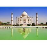 Puzzle  Grafika-Kids-01136 Pièces magnétiques - Taj Mahal