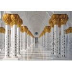 Puzzle  Grafika-Kids-01146 Pièces XXL - Mosquée Cheikh Zayed, Abou Dabi, Emirats Arabes Unis
