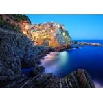 Puzzle  Grafika-Kids-01185 Pièces magnétiques - Manarola, Cinque Terre, Italie