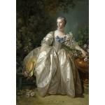Puzzle  Grafika-Kids-01286 François Boucher : Madame Bergeret, 1766
