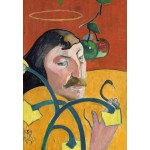 Puzzle  Grafika-Kids-01298 Paul Gauguin : Autoportrait, 1889