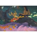 Puzzle  Grafika-Kids-01299 Paul Gauguin : Fatata te Miti (Par la Mer), 1892