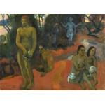 Puzzle  Grafika-Kids-01304 Pau Gauguin : Te Pape Nave Nave (Eaux Délectables), 1898