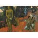 Puzzle  Grafika-Kids-01305 Pau Gauguin : Te Pape Nave Nave (Eaux Délectables), 1898