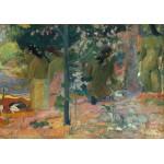 Puzzle  Grafika-Kids-01306 Paul Gauguin : Les Baigneuses, 1897