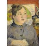Puzzle  Grafika-Kids-01307 Paul Gauguin : Madame Alexandre Kohler, 1887-1888