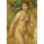 Puzzle  Grafika-Kids-01319 Auguste Renoir : Nu, 1895