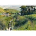 Puzzle  Grafika-Kids-01324 Auguste Renoir : Les Vendangeurs, 1879