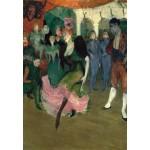 Puzzle  Grafika-Kids-01362 Henri de Toulouse-Lautrec : Marcelle Lender Dansant le Bolero en Chilpéric, 1895-1896