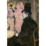 Puzzle  Grafika-Kids-01364 Henri de Toulouse-Lautrec : Maxime Dethomas, 1896