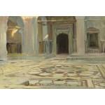 Puzzle  Grafika-Kids-01387 John Singer Sargent : Dallage au Caire, 1891