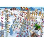 Puzzle  Grafika-Kids-01442 François Ruyer - Escalade