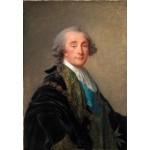 Puzzle  Grafika-Kids-01478 Élisabeth-Louise Vigee le Brun : Alexandre Charles Emmanuel de Crussol-Florensac, 1787