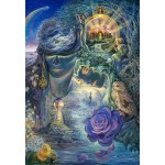 Puzzle  Grafika-Kids-01520 Josephine Wall - Key to Eternity