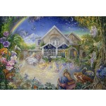 Puzzle  Grafika-Kids-01529 Josephine Wall - Enchanted Manor