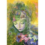 Puzzle  Grafika-Kids-01546 Josephine Wall - Head Gardener