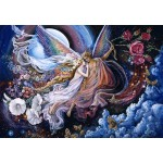 Puzzle  Grafika-Kids-01550 Josephine Wall - Eros and Psyche