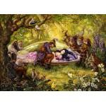 Puzzle  Grafika-Kids-01551 Josephine Wall - Snow White