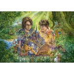 Puzzle  Grafika-Kids-01566 Josephine Wall - Magical Storybook