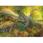 Puzzle  Grafika-Kids-01575 Josephine Wall - Autumn Serenade