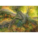 Puzzle  Grafika-Kids-01576 Josephine Wall - Autumn Serenade