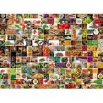 Puzzle  Grafika-Kids-01612 Couleurs dans la Cuisine