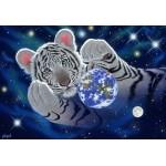 Puzzle  Grafika-Kids-01630 Pièces XXL - Schim Schimmel - A Hug For Mother