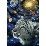 Puzzle  Grafika-Kids-01633 Schim Schimmel - One with the Universe
