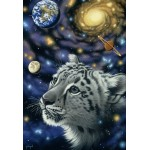 Puzzle  Grafika-Kids-01636 Pièces XXL - Schim Schimmel - One with the Universe