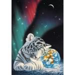 Puzzle  Grafika-Kids-01643 Schim Schimmel - Earth Light