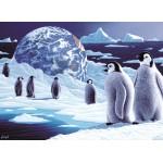 Puzzle  Grafika-Kids-01675 Schim Schimmel - Antarctica's Children