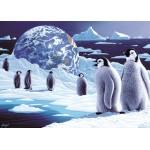 Puzzle  Grafika-Kids-01677 Pièces magnétiques - Schim Schimmel - Antarctica's Children