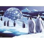 Puzzle  Grafika-Kids-01678 Schim Schimmel - Antarctica's Children