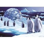 Puzzle  Grafika-Kids-01679 Pièces XXL - Schim Schimmel - Antarctica's Children