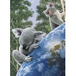 Puzzle  Grafika-Kids-01680 Schim Schimmel - The Greatest Love