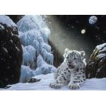 Puzzle  Grafika-Kids-01687 Pièces magnétiques - Schim Schimmel - Ice House
