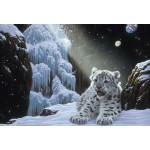 Puzzle  Grafika-Kids-01689 Pièces XXL - Schim Schimmel - Ice House