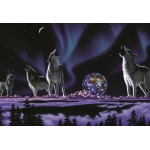 Puzzle  Grafika-Kids-01699 Pièces XXL - Schim Schimmel - Earth Song