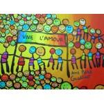 Puzzle  Grafika-Kids-01710 Anne Poiré & Patrick Guallino - Vive l'Amour