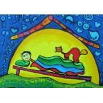 Puzzle  Grafika-Kids-01761 Pièces magnétiques - Anne Poiré & Patrick Guallino - Complices