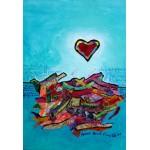 Puzzle  Grafika-Kids-01823 Pièces XXL - Anne Poiré & Patrick Guallino - Paysage Intérieur