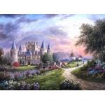 Puzzle  Grafika-Kids-01840 Dennis Lewan - Inverary Castle