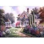 Puzzle  Grafika-Kids-01872 Pièces magnétiques - Dennis Lewan - Elmira's Cottage