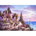 Puzzle  Grafika-Kids-01898 Dennis Lewan - Belle d'Amour