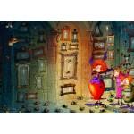 Puzzle  Grafika-Kids-01977 François Ruyer - Bienvenue !