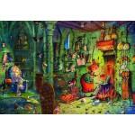 Puzzle  Grafika-Kids-01978 François Ruyer - Dans la Cuisine!